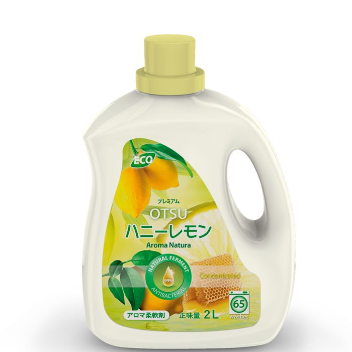 Otsu Концентрированный гель для стирки белья Цитрусовая свежесть 2л