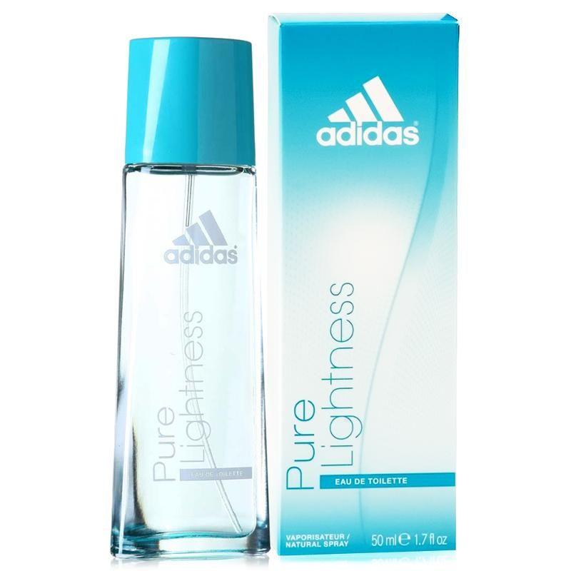 Адидас (Adidas) Pure Lightness Туалетная вода женская 50 мл