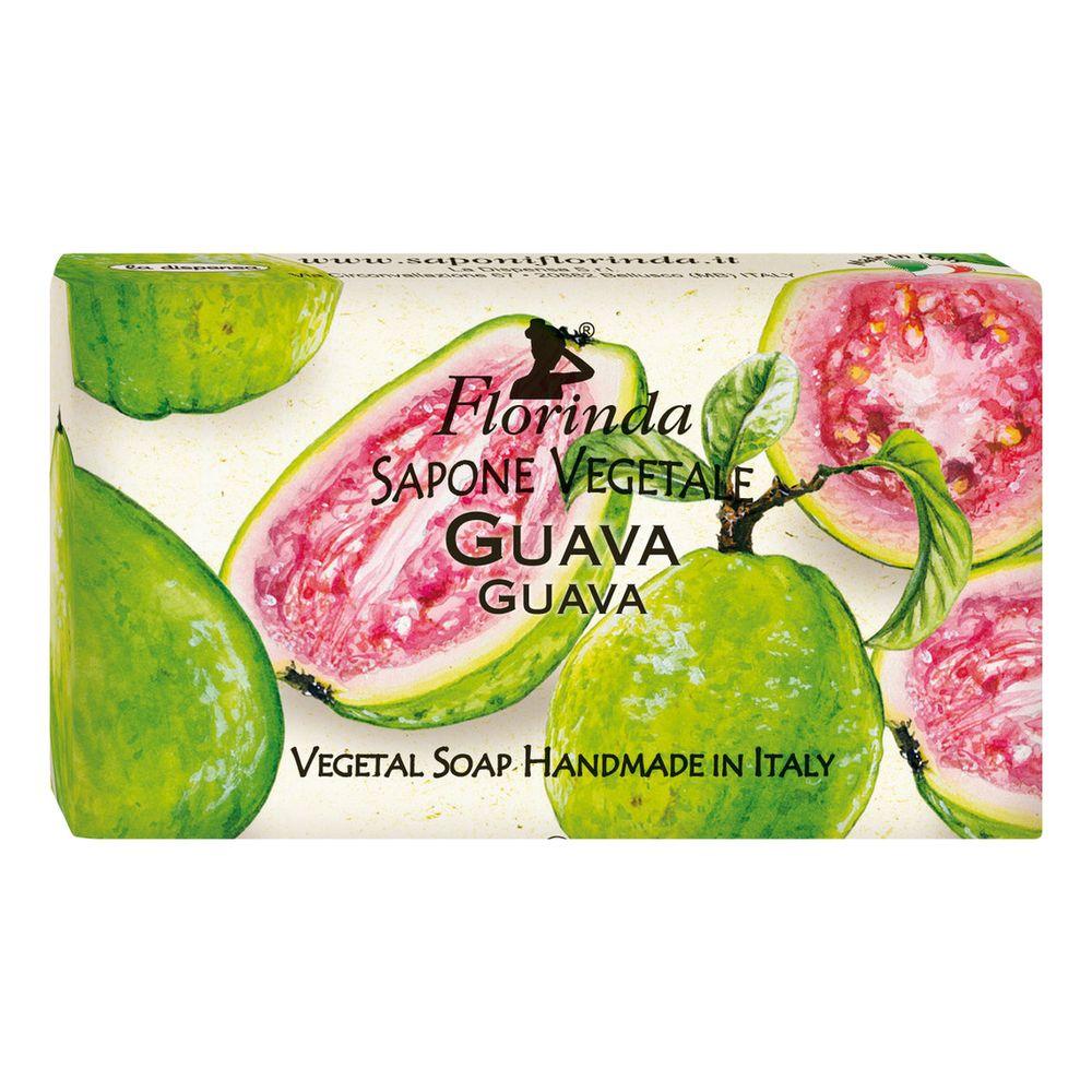 Купить Florinda мыло Аромат Тропиков Guava Гуава 100г