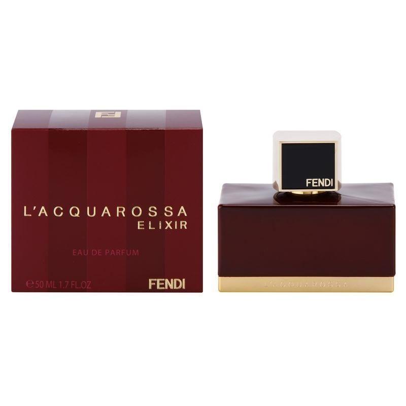 Купить FENDI L'ACQUAROSSA ELIXIR парфюмерная вода женская 50мл