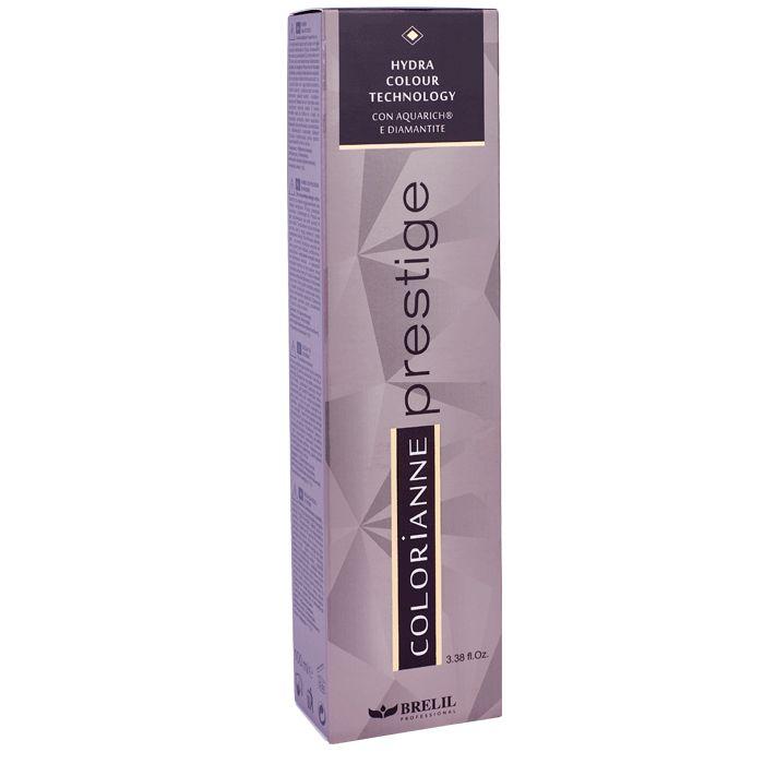 Купить Brelil Colorianne Prestige 7/35 Крем-краска для волос Коричневый блонд 100 мл, Brelil professional