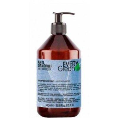 Купить Dikson Everygreen Anti Dandruff Shampoo Purificante Шампунь от перхоти 500мл
