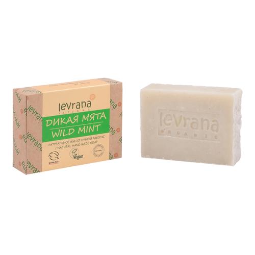 Купить Levrana Натуральное мыло ручной работы Мята 100г