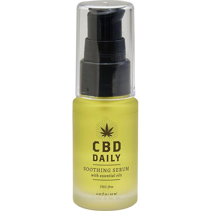 Купить CBD Противовоспалительная сыворотка с Коноплей для ежедневного применения 20мл, CBD Daily