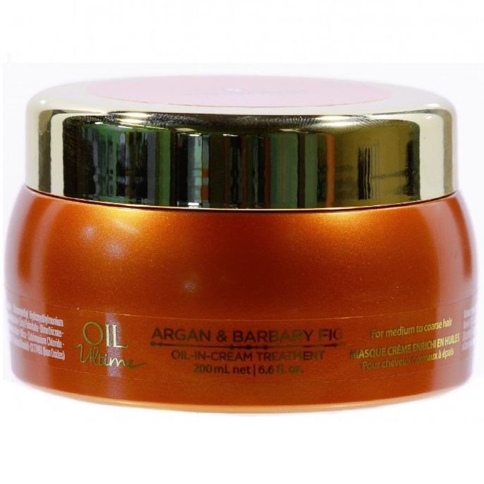 Schwarzkopf Oil Ultime Маска для жестких и средних волос 200мл