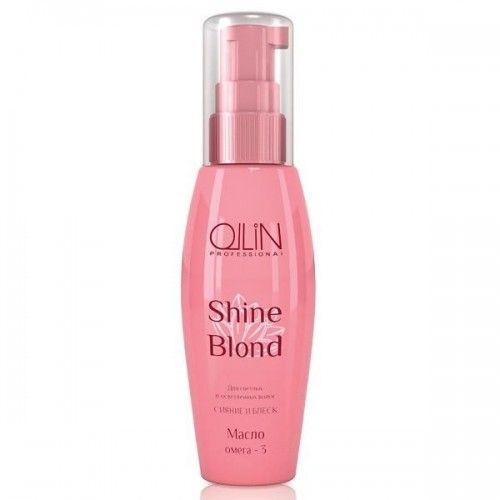 Оллин/Ollin Professional SHINE BLOND Масло ОМЕГА-3 50мл от Лаборатория Здоровья и Красоты