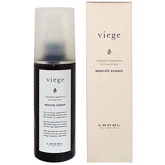 Lebel Viege Эссенция для роста волос Medicate Essence 100мл