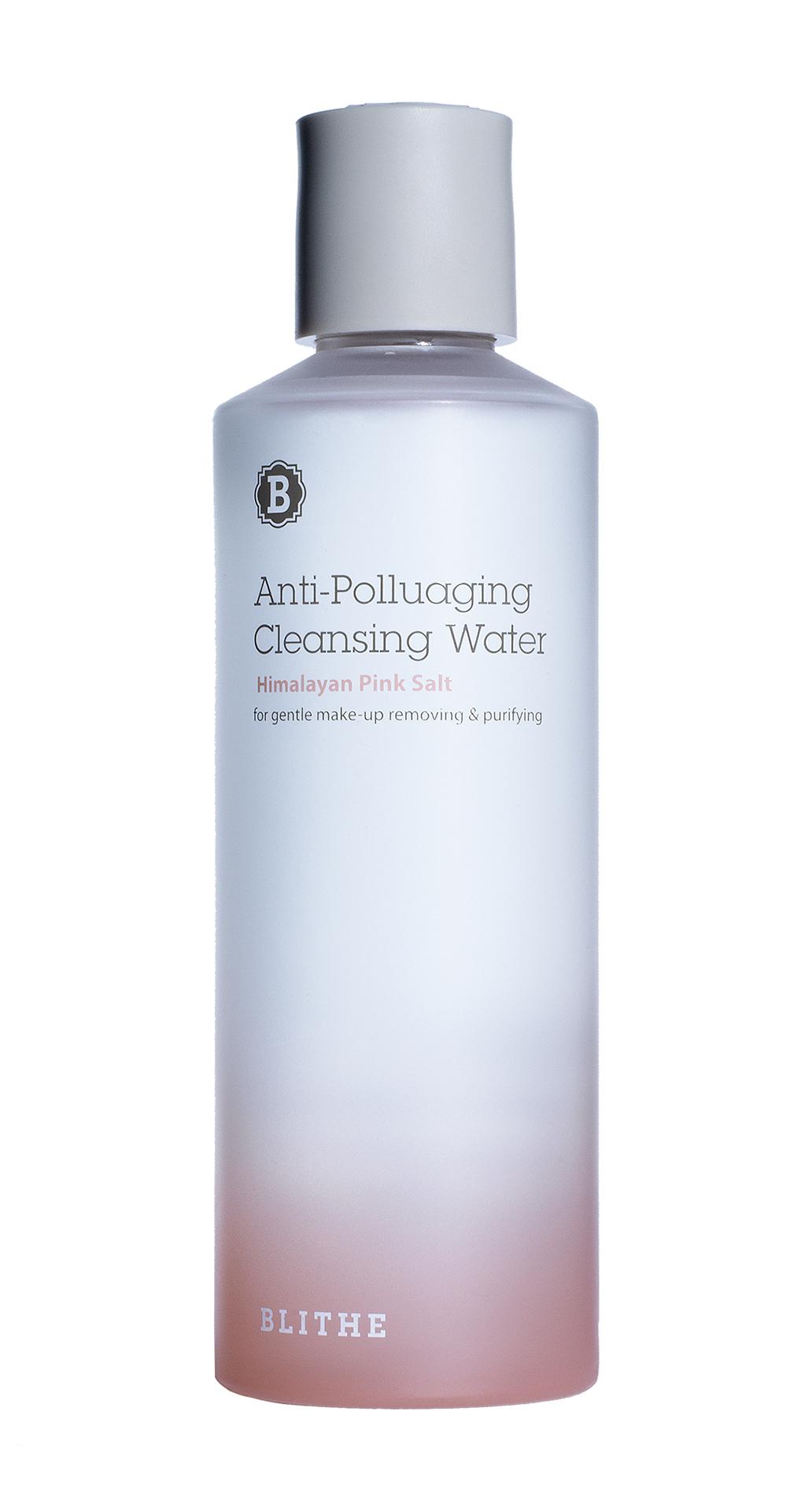 Блит (Blithe) Вода очищающая для лица Гималайская розовая соль 250мл