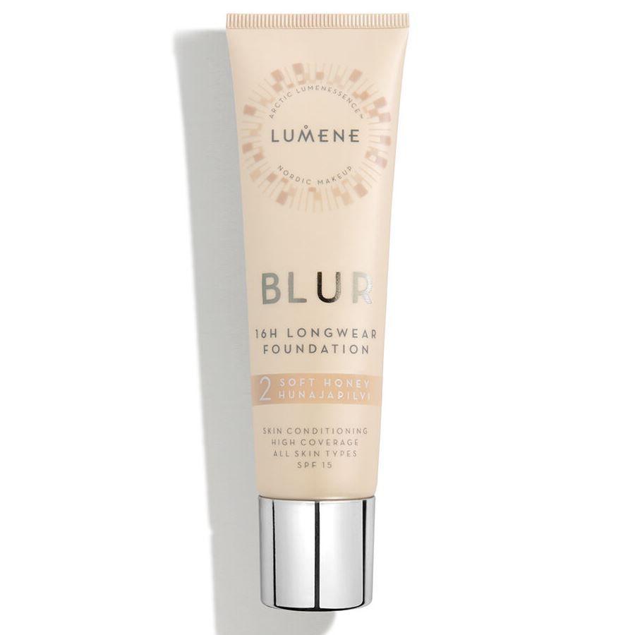 Купить Lumene Blur Устойчивый тональный крем 16 часов SPF15 30 мл тон 2