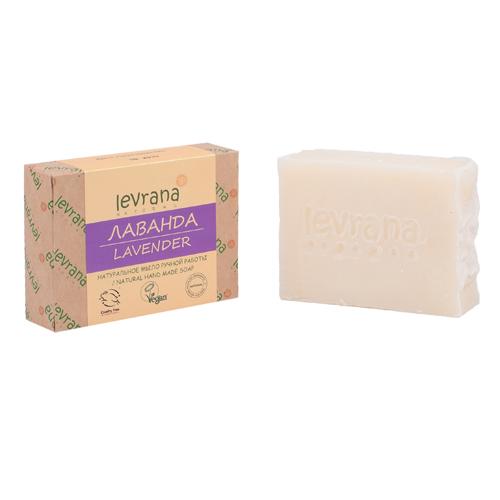 Купить Levrana Натуральное мыло ручной работы Лаванда 100г