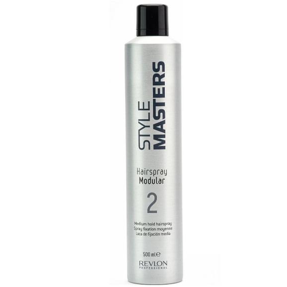 Revlon (Ревлон) Style Masters Лак для волос средней фиксации Hairspray Modular 500мл