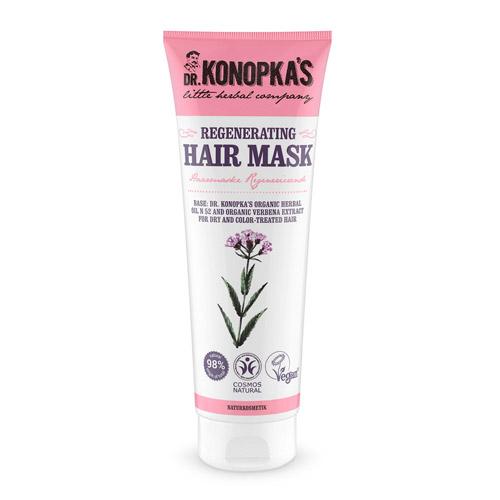 Купить Dr. Konopka's Маска для волос Восстанавливающая 200мл, Dr. Konopka's