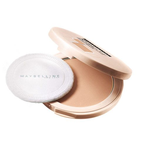 Maybelline AFFINITONE пудра №03 Light beige.
