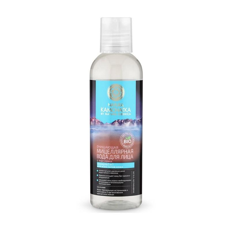 Натура Сиберика Kamchatka вода мицеллярная очищающая с маслами 200мл от Лаборатория Здоровья и Красоты