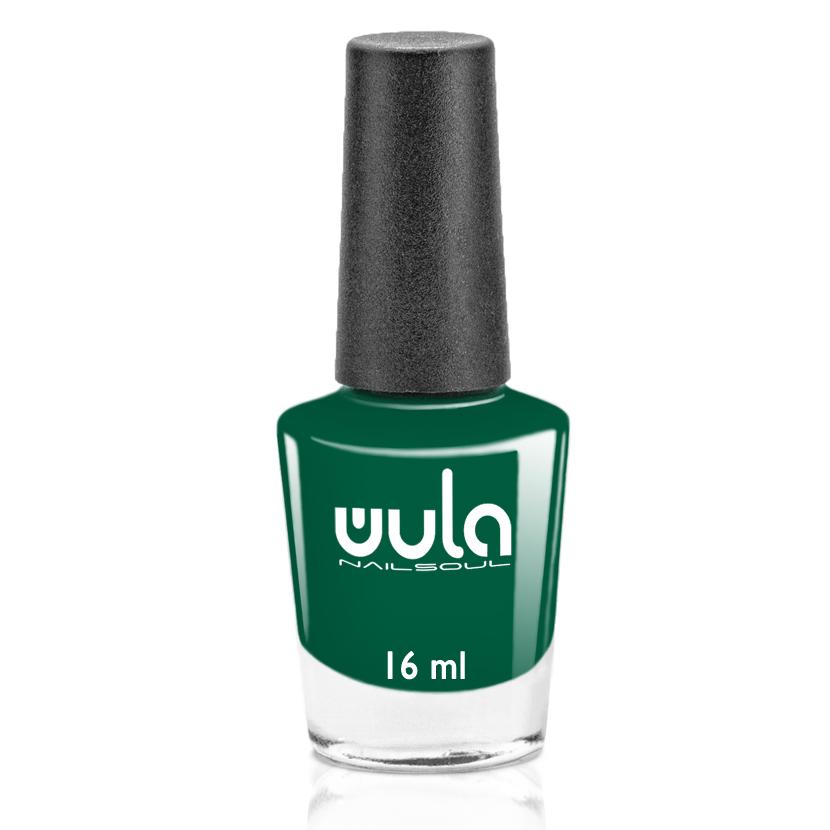 Wula nailsoul лак для ногтей 16мл тон 49 изумруд фото