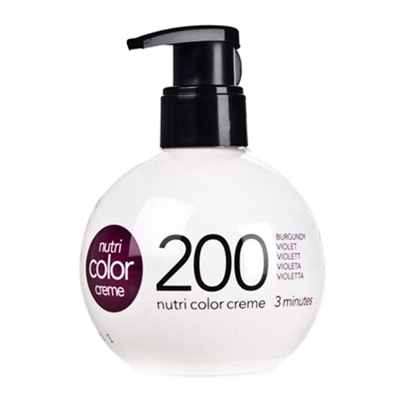 Revlon Nutri Color Creme Крем-краска 3в1 200 Фиолетовый 270мл фото