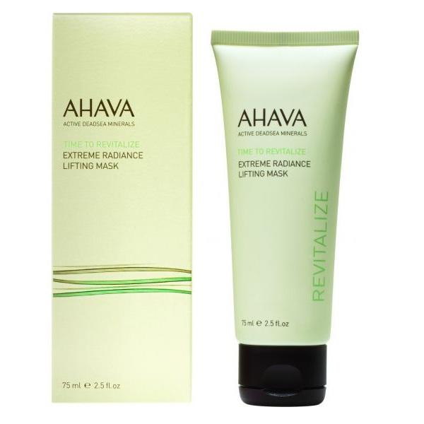 Купить со скидкой Ахава (Ahava) Time To Revitalize Маска extreme для подтяжки кожи лица с эффектом сияния 75мл