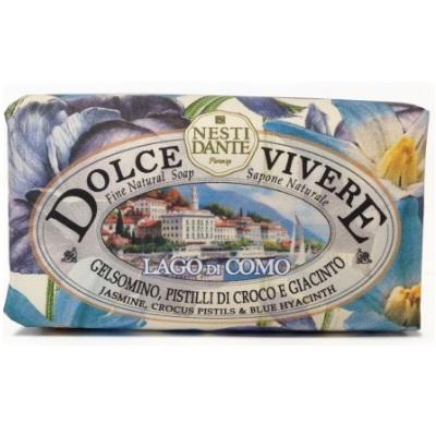Купить Мыло Нести Данте Dolce Vivera Лаго Ди Комо 250г, Nesti Dante