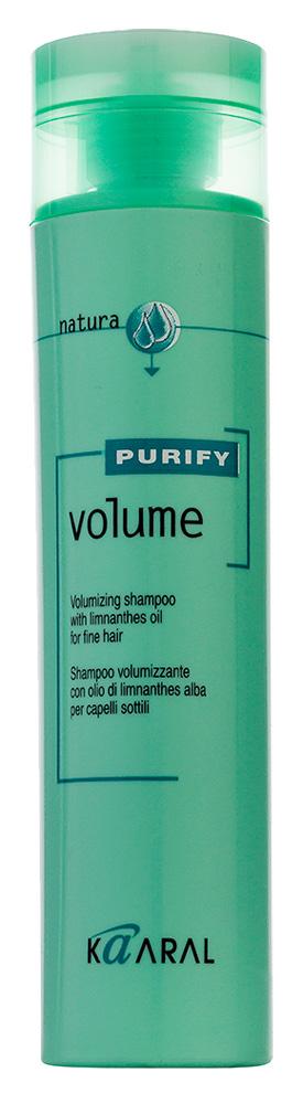 Купить Kaaral Purify Volume Шампунь-объём для тонких волос 250 мл