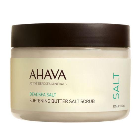Купить со скидкой Ахава (Ahava) Deadsea Salt Смягчающий масляно-солевой скраб 235 мл