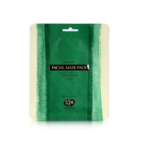 Купить Whamisa Маска для лица из морских водорослей 30мл