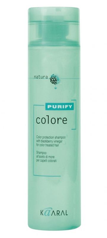 Kaaral Purify Colore Шампунь для окрашенных волос 250 мл фото