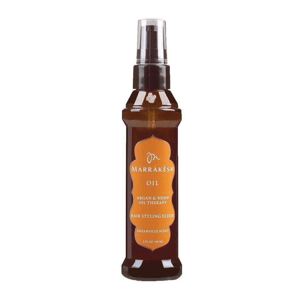 Купить Marrakesh Восстанавливающее масло для тонких волос Dreamsicle 60мл