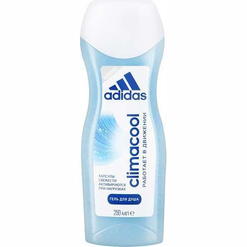Adidas Climacool гель для душа для женщин 250мл от Лаборатория Здоровья и Красоты