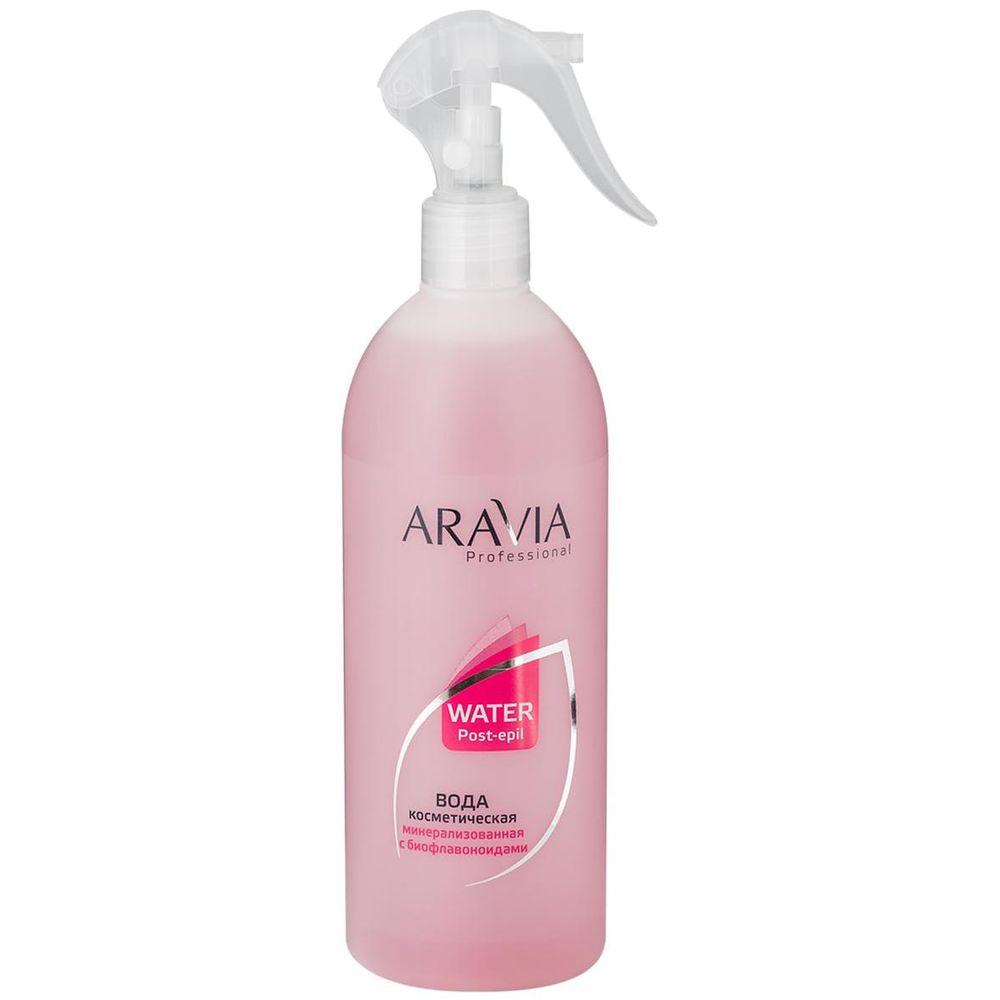 Aravia Вода косметическая минерализованная с биофлавоноидами 500мл