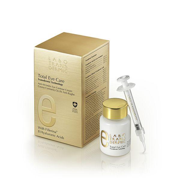 Купить Labo Трансдермик E Total Eye Care крем для кожи вокруг глаз против морщин 20мл