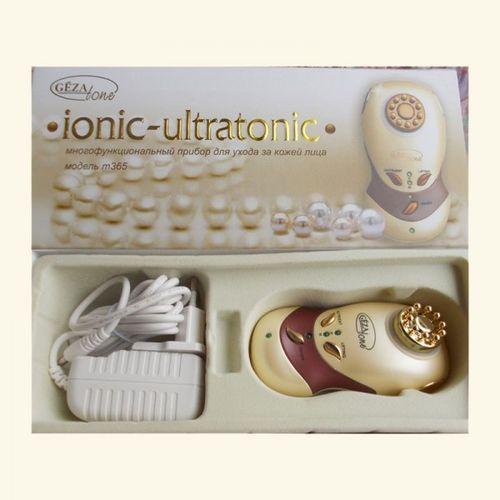 Gezatone прибор по уходу за кожей лица гальваника+микротоки m365 от Лаборатория Здоровья и Красоты