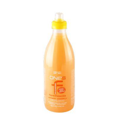 Купить Dikson ONE'S SAMPOO FORTIFICANTE Укрепляющий шампунь с гидрализованными протеинами риса для нормальных волос 1000 мл
