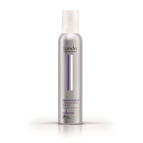 Купить Londa Styling Volume DRAMATIZE IT пена для укладки волос экстрасильной фиксации 250мл, Londa Professional