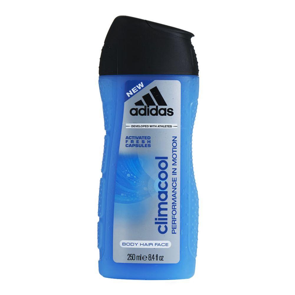 Adidas Climacool гель для душа для мужчин 250мл от Лаборатория Здоровья и Красоты