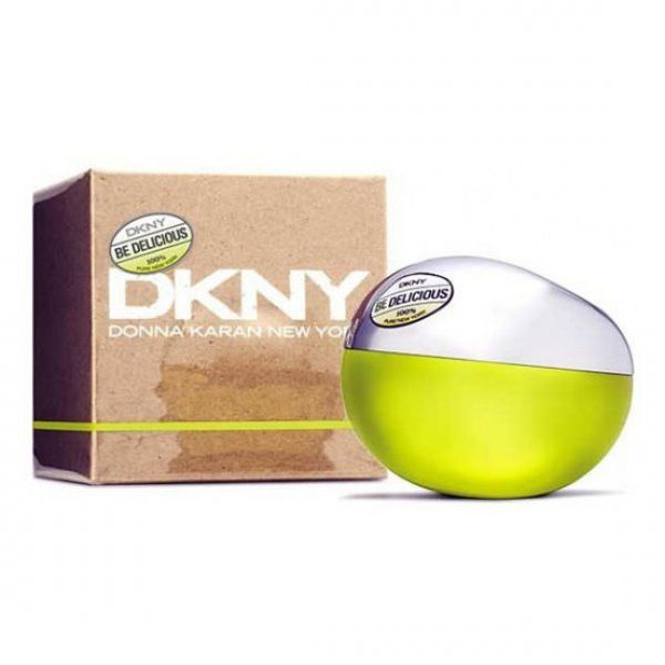 DKNY Be Delicious вода парфюмерная женская 100 мл фото