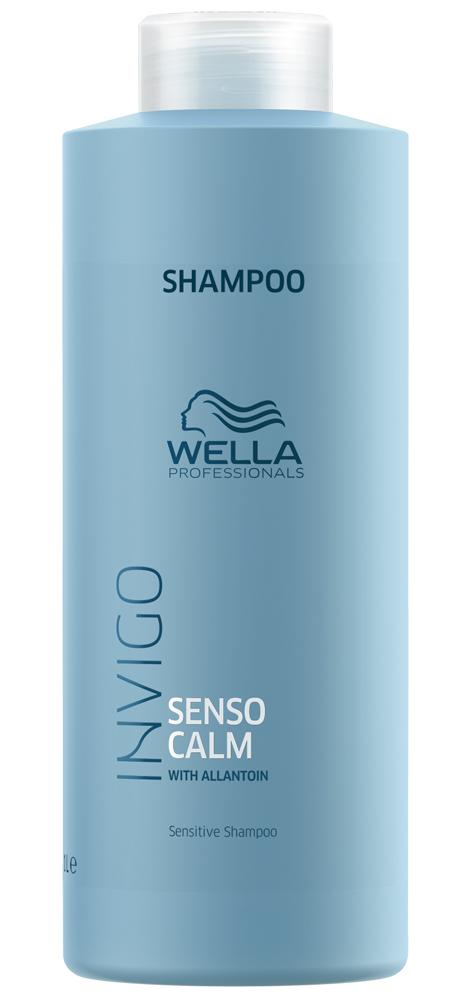 Wella Invigo Balance Senso Calm шампунь для чувствительной кожи головы 1000мл  - Купить