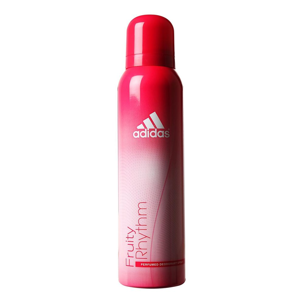 Адидас/Adidas Fruity Rhythm Perfumed Deodorant Spray парфюмированный део-спрей для женщин 150 мл