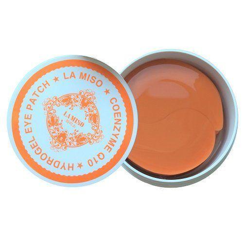 Купить La Miso Гидрогелевая маска с коэнзим Q10 для кожи вокруг глаз банка 60шт