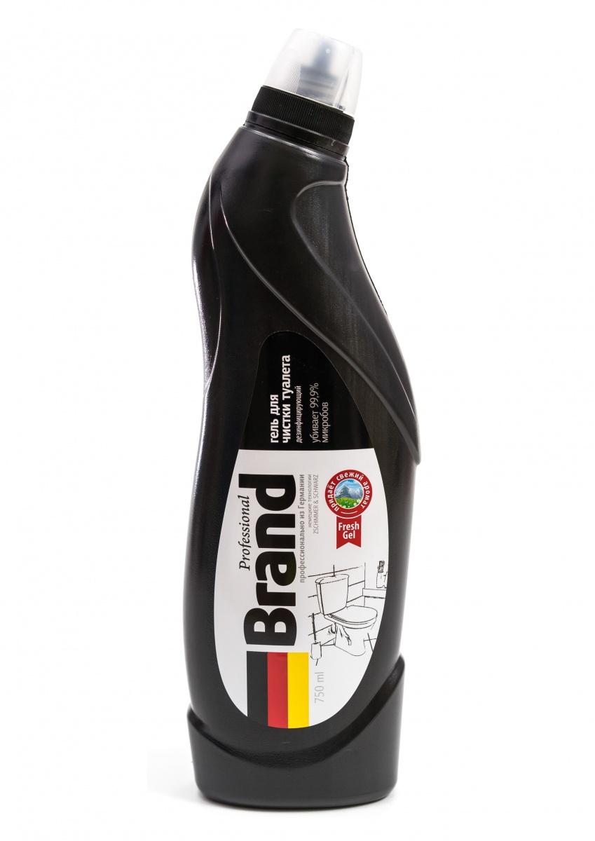 Купить Brand Дезинфицирующий гель для чистки туалета 750мл