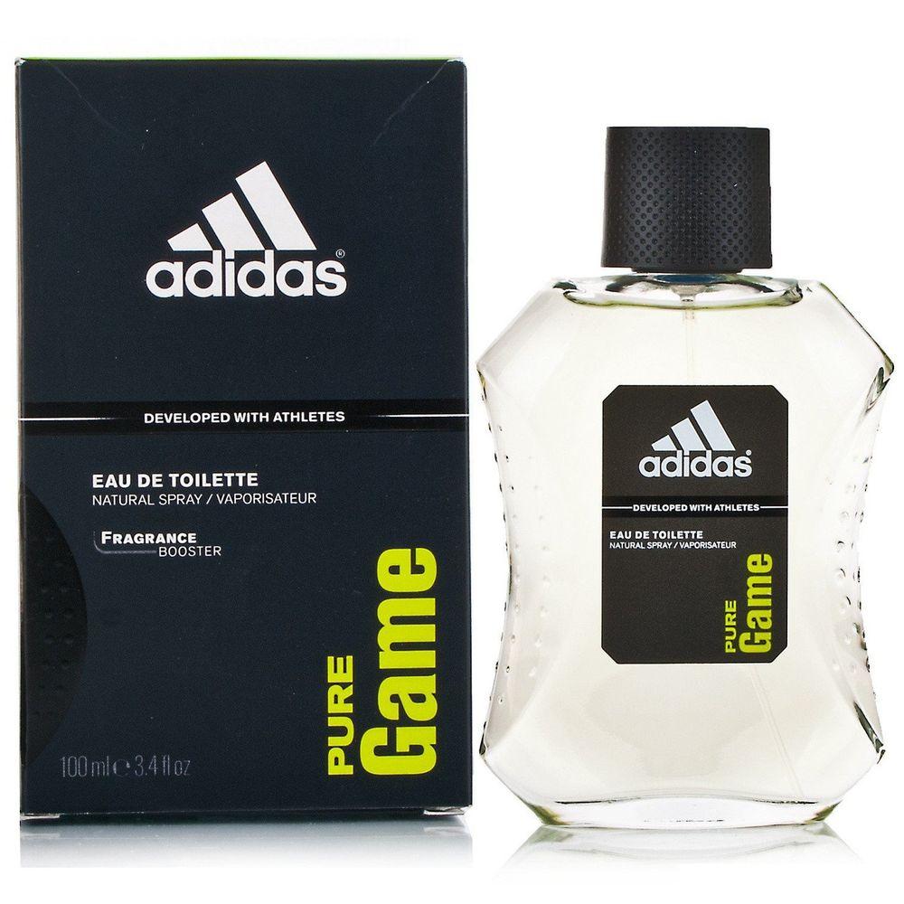 Adidas Pure Game Eau De Toilette Natural Spray туалетная вода для мужчин 100 мл от Лаборатория Здоровья и Красоты
