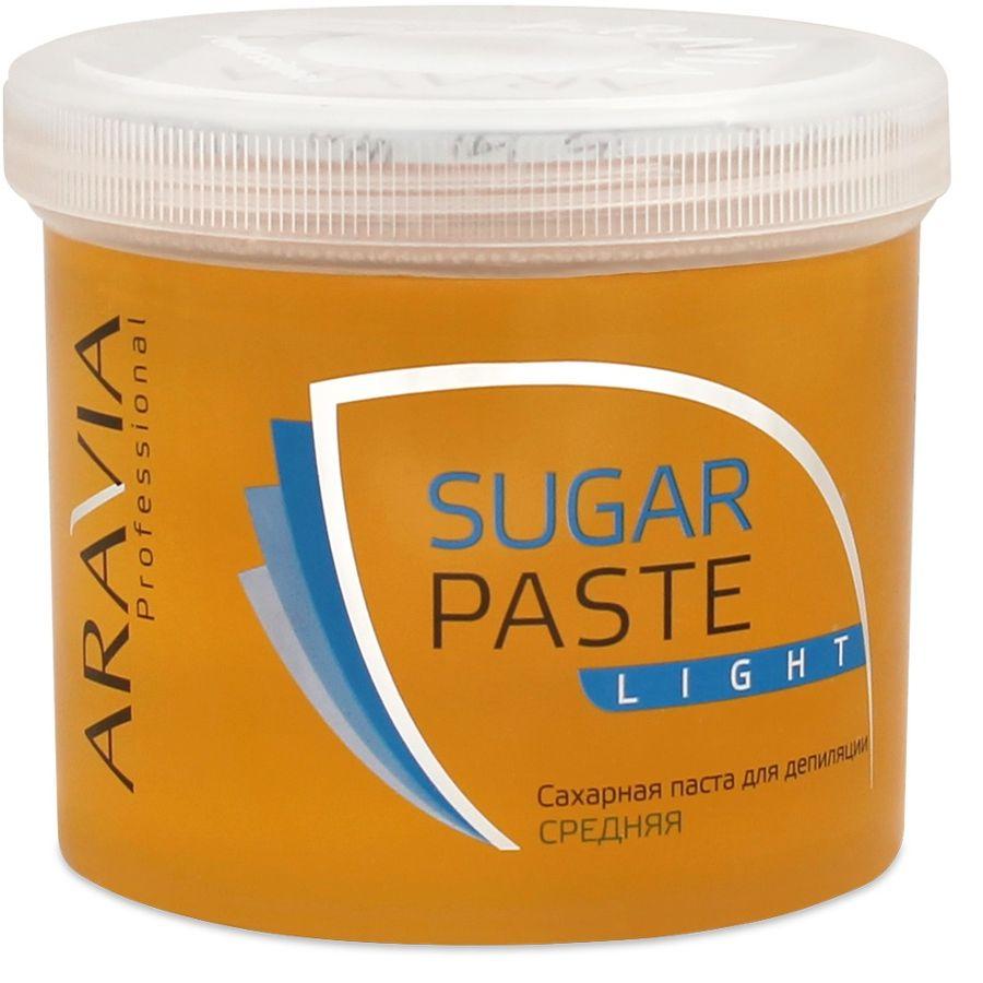 Купить Aravia Паста сахарная для депиляции Легкая средней консистенции 750г, Aravia Professional