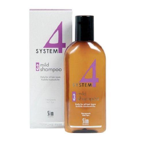 Купить Sim Sensitive Система 4 шампунь терапевтический №3 для всех типов волос 215мл