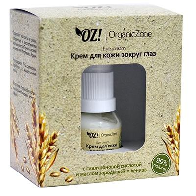 Купить OZ! OrganicZone Крем для кожи вокруг глаз 15 мл, OZ! Organic Zone