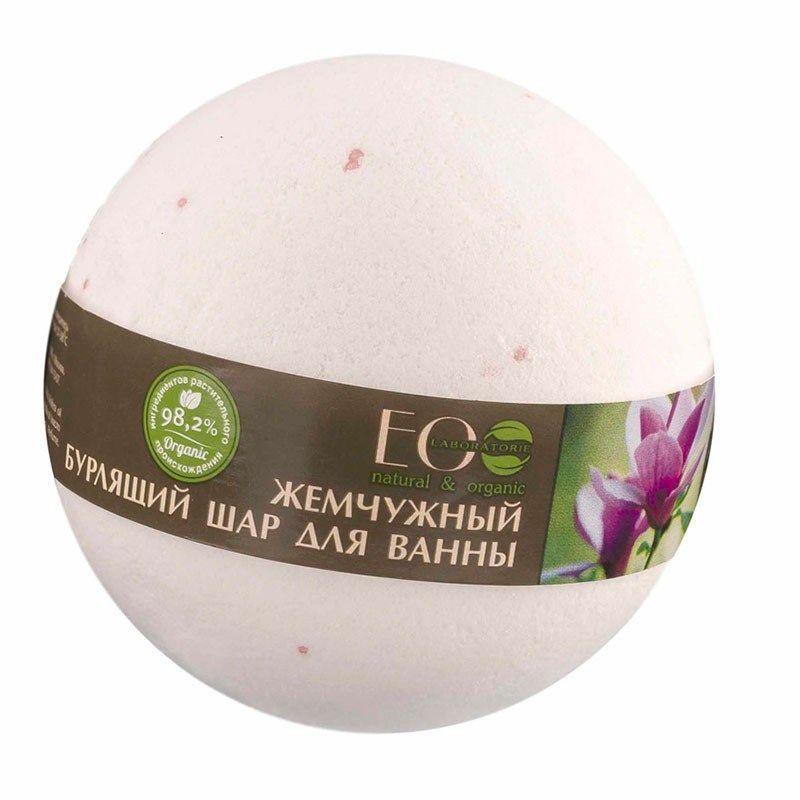 Эколаб Бурлящий шар для ванны Магнолия и иланг-иланг