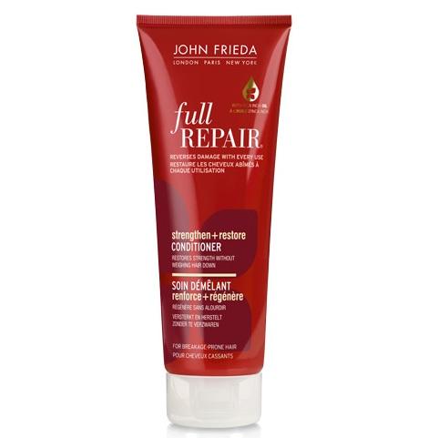Купить John Frieda Full Repair Укрепляющий + восстанавливающий кондиционер для волос 250 мл