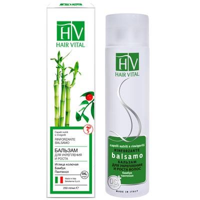 Hair Vital Бальзам для укрепления и роста волос 250 мл