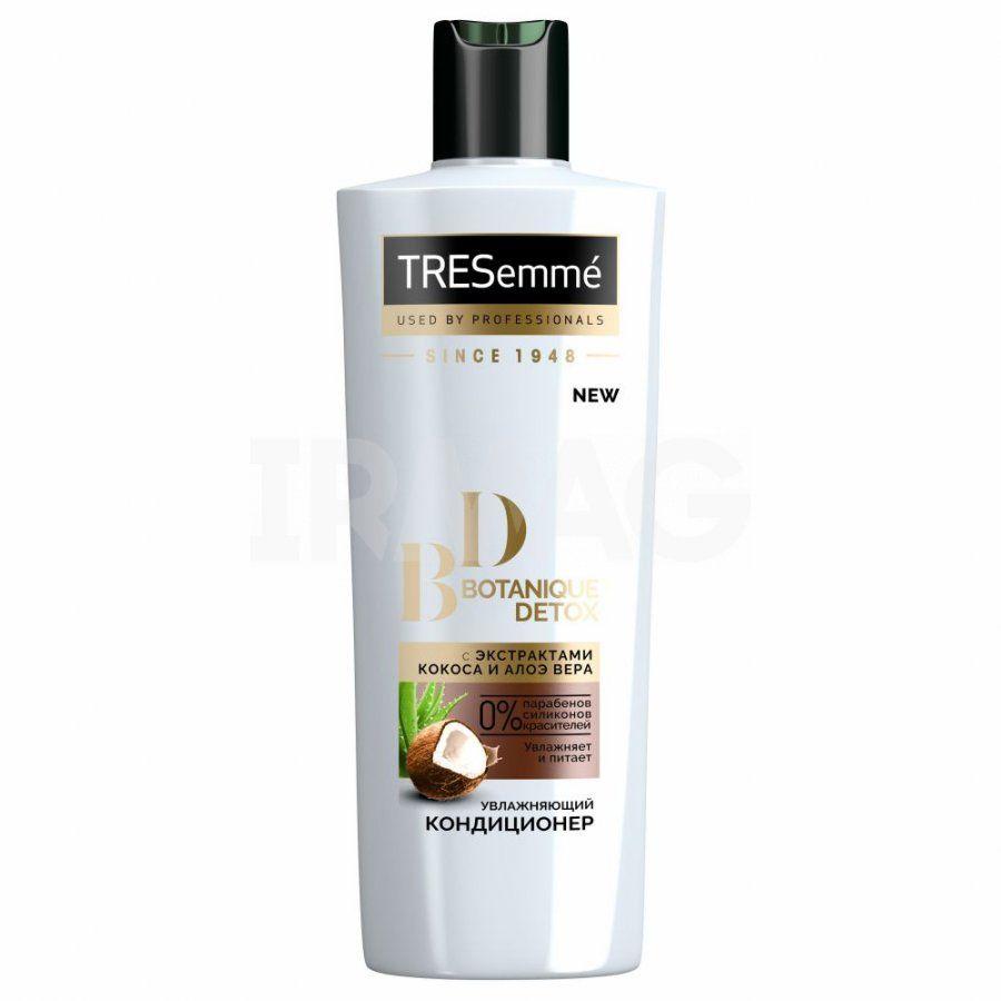 Tresemme Botanique Detox кондиционер для волос увлажняющий 400 мл.