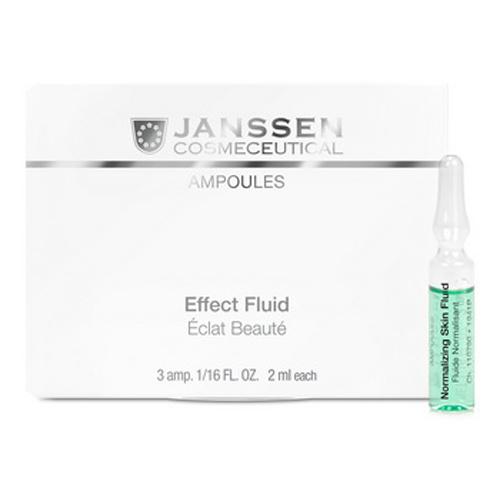 Янсен (Janssen) Нормализующий концентрат для ухода за жирной кожей 7х2 мл