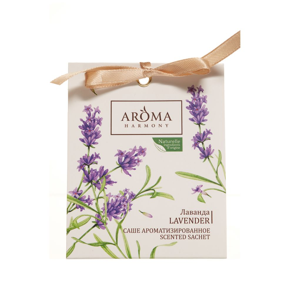Купить Aroma Harmony Саше ароматизированное Лаванда 10гр