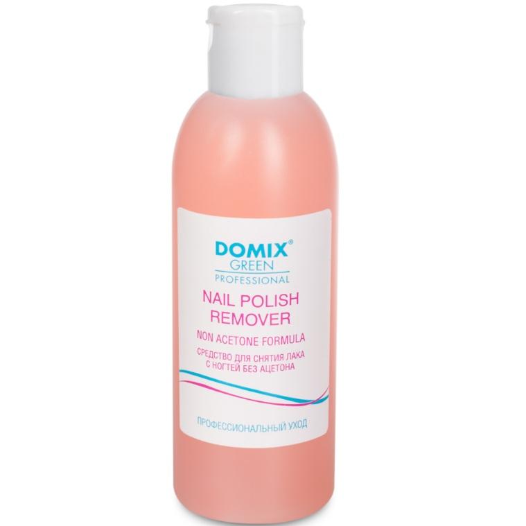 Купить Domix Средство для снятия всех видов лака без ацетона 200мл
